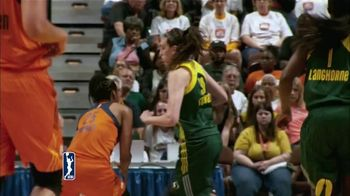 WNBA TV Spot, 'Watch Me Work 3.0: Alyssa Thomas' - Thumbnail 1