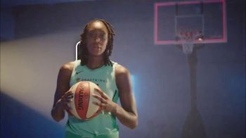 WNBA TV Spot, 'Watch Me Work 3.0: Tina Charles' - 89 commercial airings