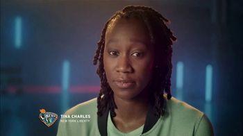 WNBA TV Spot, 'Watch Me Work 3.0: Tina Charles' - Thumbnail 2
