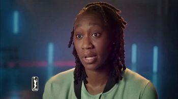 WNBA TV Spot, 'Watch Me Work 3.0: Tina Charles' - Thumbnail 3