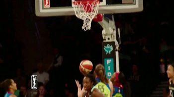 WNBA TV Spot, 'Watch Me Work 3.0: Tina Charles' - Thumbnail 4