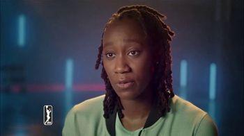 WNBA TV Spot, 'Watch Me Work 3.0: Tina Charles' - Thumbnail 5