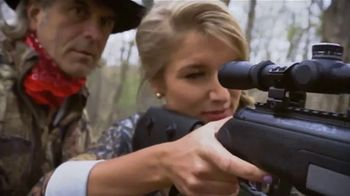 Crosman Break Barrel Air Rifles TV Spot, 'New Hunting Challenges'