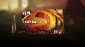 Federal Premium Ammunition Fusion TV Spot, 'Energy'