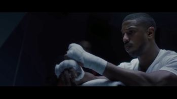 Creed II - 16 commercial airings