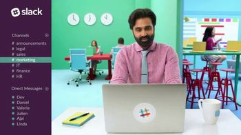 Slack TV Spot, 'There's a Channel for That: Marketing' - Thumbnail 4