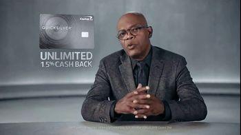 Capital One Quicksilver TV Spot, 'My Bad' Featuring Samuel L. Jackson - Thumbnail 4
