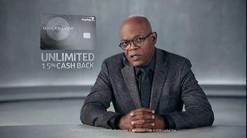 Capital One Quicksilver TV Spot, 'My Bad' Featuring Samuel L. Jackson - Thumbnail 5