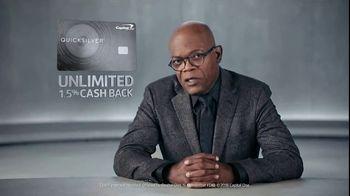 Capital One Quicksilver TV Spot, 'My Bad' Featuring Samuel L. Jackson - Thumbnail 5