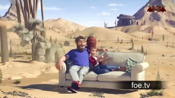 Forge of Empires TV Spot, 'Couch'