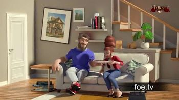 Forge of Empires TV Spot, 'Couch' - Thumbnail 3