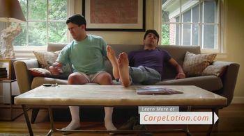 Carpe Hand and Foot Antiperspirant TV Spot, 'Stinky Shoes' - Thumbnail 3