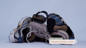 Carpe Hand and Foot Antiperspirant TV Spot, 'Stinky Shoes' - Thumbnail 4
