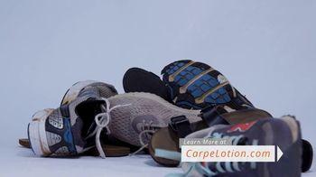 Carpe Hand and Foot Antiperspirant TV Spot, 'Stinky Shoes' - Thumbnail 5