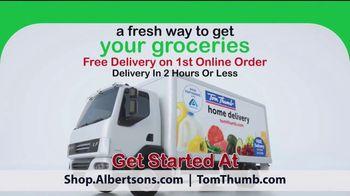 Albertsons TV Spot, 'Right to Your Doorstep' Featuring Dak Prescott - Thumbnail 4