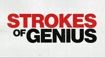 Strokes of Genius Home Entertainment TV Spot - 24 commercial airings
