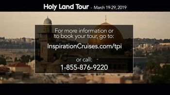 Turning Point with Dr. David Jeremiah TV Spot, '2019 Holy Land Tour' - Thumbnail 9