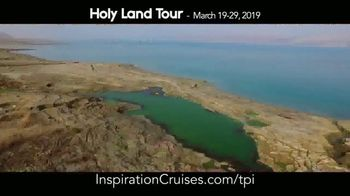 Turning Point with Dr. David Jeremiah TV Spot, '2019 Holy Land Tour'
