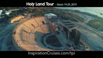 Turning Point with Dr. David Jeremiah TV Spot, '2019 Holy Land Tour' - Thumbnail 6