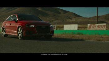 Audi RS 3 TV Spot, 'Racetrack' [T1] - Thumbnail 3