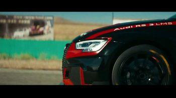 Audi RS 3 TV Spot, 'Racetrack' [T1] - Thumbnail 6