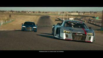 Audi R8 TV Spot, 'Born on the Track' [T1] - Thumbnail 2