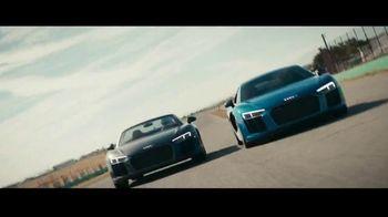 Audi R8 TV Spot, 'Born on the Track' [T1] - Thumbnail 6