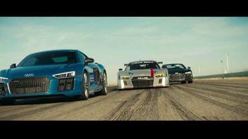 Audi R8 TV Spot, 'Born on the Track' [T1] - Thumbnail 7