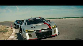 Audi R8 TV Spot, 'Born on the Track' [T1] - Thumbnail 8