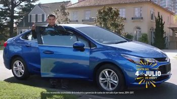 Chevrolet Venta del 4 de Julio TV Spot, 'Por primera vez' [Spanish] [T2] - Thumbnail 10