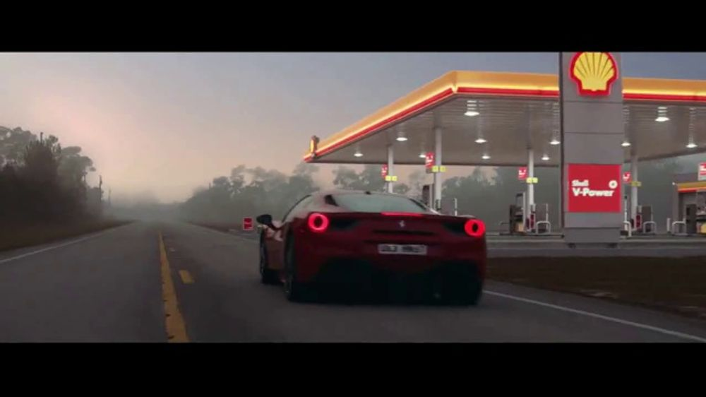 Shell V-Power Nitro+ TV Commercial, 'Trusted On and Off the Track'