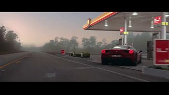 Shell V-Power Nitro+ TV Spot, 'Trusted On and Off the Track' - Thumbnail 8