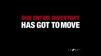 La-Z-Boy Inventory Overstock Sell Off TV Spot, 'Rock Bottom Prices' - Thumbnail 1
