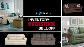 La-Z-Boy Inventory Overstock Sell Off TV Spot, 'Rock Bottom Prices' - Thumbnail 7