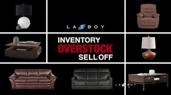 La-Z-Boy Inventory Overstock Sell Off TV Spot, 'Rock Bottom Prices' - Thumbnail 8