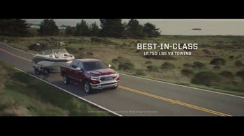 Ram Trucks 4th of July Sales Event TV Spot, 'Show Up'