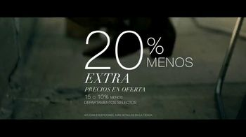 Macy's Venta del 4 de Julio TV Spot, 'Tu versión extraordinaria' [Spanish] - Thumbnail 5