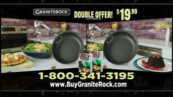 Granite Rock Pan TV Spot, 'Doesn't Stick' - Thumbnail 9