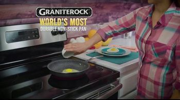 Granite Rock Pan TV Spot, 'Doesn't Stick' - Thumbnail 2