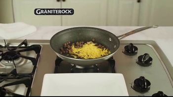Granite Rock Pan TV Spot, 'Doesn't Stick' - Thumbnail 4