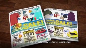 Bass Pro Shops Summer Sale TV Spot, 'Apparel and Towables' - Thumbnail 3