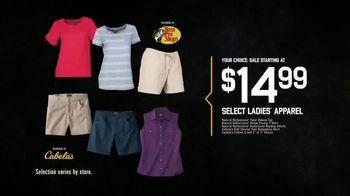 Bass Pro Shops Summer Sale TV Spot, 'Women's Apparel and Towables' - Thumbnail 6