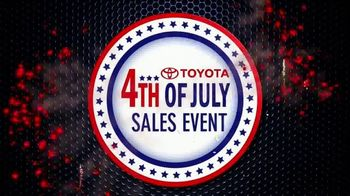 Toyota 4th of July Sales Event TV Spot, 'This Is Big' [T2] - Thumbnail 2
