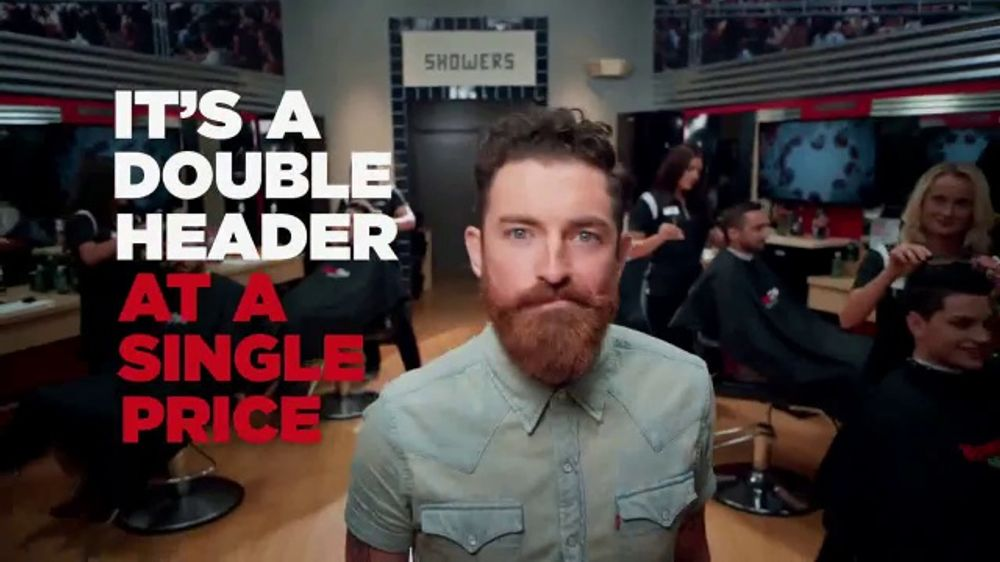 Sport Clips Tv Commercial Instant Replay July Only Ispot