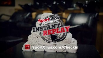 Sport Clips TV Spot, 'Instant Replay: July Only' - Thumbnail 10