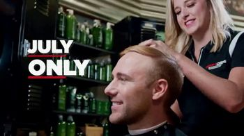 Sport Clips TV Spot, 'Instant Replay: July Only' - Thumbnail 7