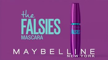 Maybelline New York The Falsies Mascara TV Spot, 'Volumen' [Spanish] - Thumbnail 10