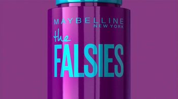 Maybelline New York The Falsies Mascara TV Spot, 'Volumen' [Spanish] - Thumbnail 3