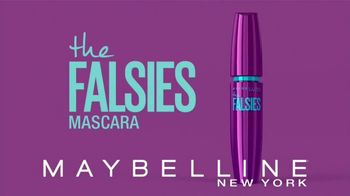 Maybelline New York The Falsies Mascara TV Spot, 'Volumen' [Spanish] - Thumbnail 4