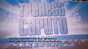 Theresa Caputo TV Spot, 'Live The Experience' - Thumbnail 4